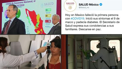 México mantiene fronteras abiertas y pocas restricciones a sus habitantes frente al temido coronavirus, lo que ha provocado críticas de quienes tienen fresco el recuerdo de la crisis que generó la pandemia de influenza H1N1 en 2009, surgida en este país.