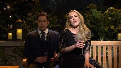 Adele y SNL