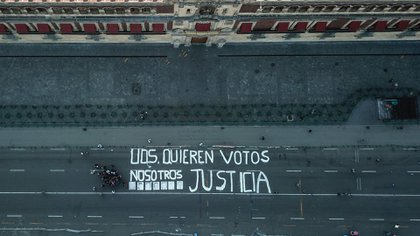 Miravete consideró además que esta violencia está incentivada por un discurso que viene del Estado mexicano. (Foto: Cuartoscuro)