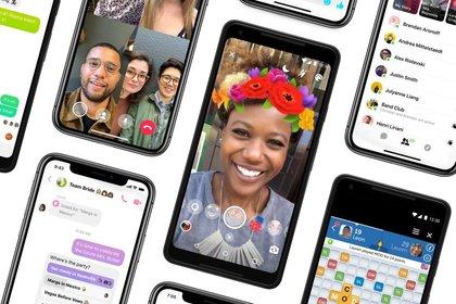 La aplicación Facebook Messenger superó la cifra de 5.000 millones de descargas en la plataforma Google Play Store para móviles Android