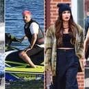 (Grosby) Irina Shayk, Scott Disick, Megan Fox, Miley Cyrus