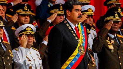 Maduro hizo enroques y ratificaciones en las Zonas Operativas de Defensa Integral