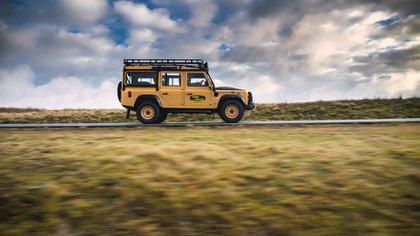 El Camel Trophy siempre será recordado como un proyecto innovador y rupturista (Land Rover)