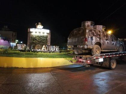(Foto: Facebook/Policía Comunitaria Tepalcatepec)