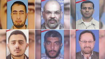Estos son los jerarcas de Hamas abatidos por Israel durante los enfrentamientos