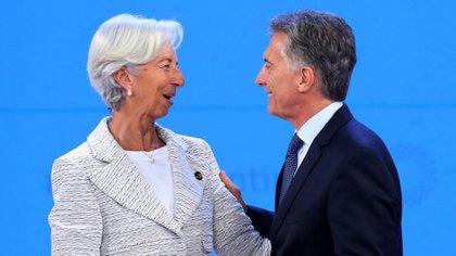 El FMI trabaja en un informe autocrítico por el préstamo del FMI al Gobierno de Mauricio Macri.