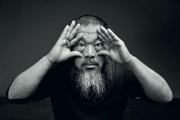 Ai Weiwei, el artista de la mirada indiscreta.