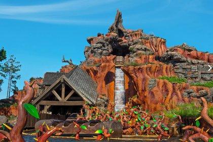 Disney anunció la remodelación de la atracción, ubicada en Magic Kingdom, para adaptarla al universo de Tiana, la primera princesa afroamericana de la compañía (Foto: Sitio Web disneyworld.disney.go.com)