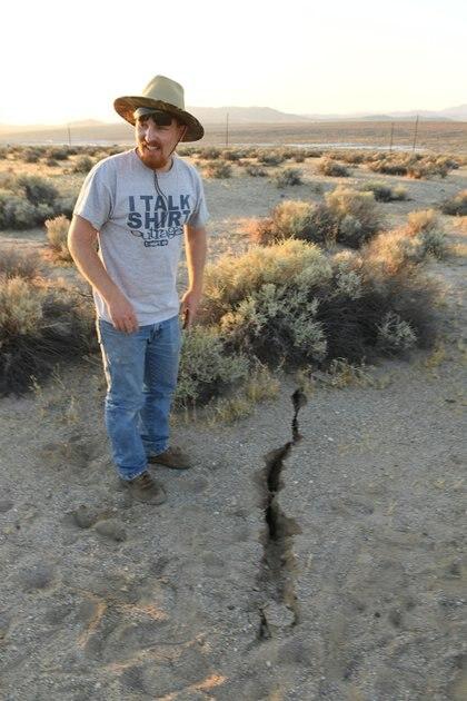 El terremoto del viernes 5 de julio fue el más fuerte registrado en los últimos 20 años (Foto: Archivo)