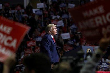 Es probable que Trump use la reunión con AMLO para alimentar a su base electoral de cara a las elecciones de noviembre (Foto: Leah Millis/ Reuters)