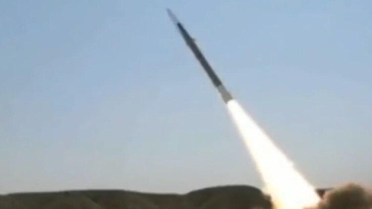 El régimen persa se jacta de poder disparar 20.000 misiles al día desde sus 110 bases