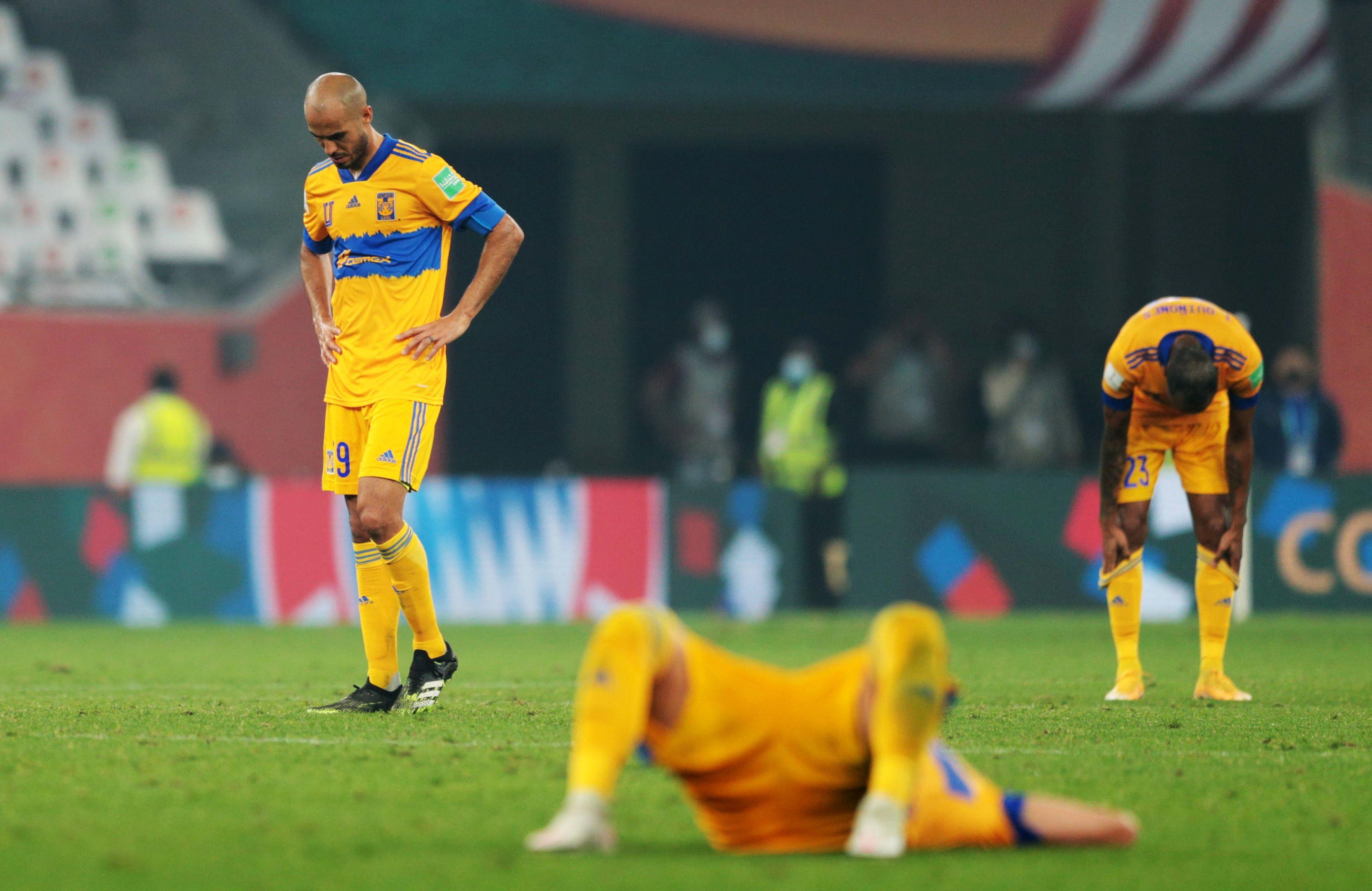 Ferretti resaltó que dieron una gran actuación esta noche en Qatar y aseguró que está satisfecho con lo realizado por sus pupilos en la cancha (Foto: Mohammed Dabbous/ Reuters)
