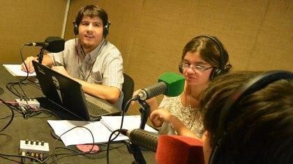 Para ellos, la radio es el espacio de inclusión social que les permite expresarse, ganar autoestima y construir su autonomía