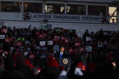 Donald Trump. REUTERS/Jonathan Ernst