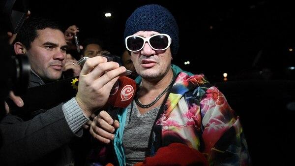 «Pity» Álvarez se entregó y confesó el crimen: «Lo maté, era entre él y yo»