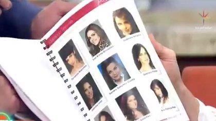 En Televisa existe un catálogo de actrices, aunque sólo unas cuantas aseguran que tiene un fin sexual (Foto: Captura Televisa)