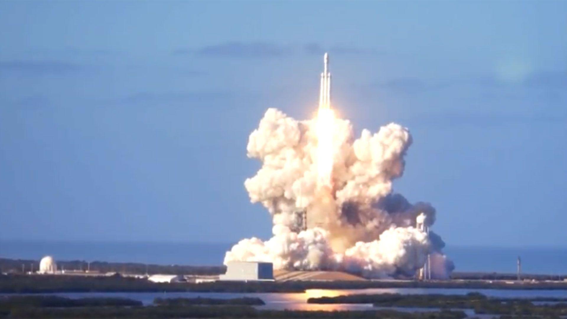 El 2020 será un gran año en materia espacial, con múltiples misiones a distintos destinos y el estreno del turismo espacial comercial en forma regular (SPACEX)