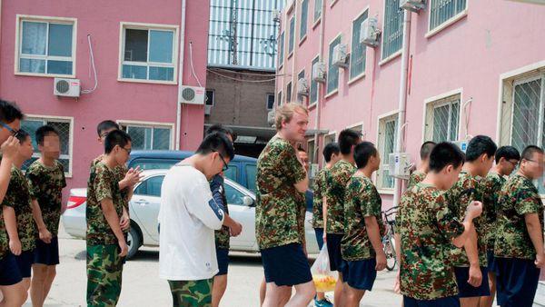Un día en el centro de rehabilitación de adicción a internet más duro de China