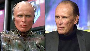 Se negó a realizar el casting por su dislexia y sufrió al filmar con un traje que no estaba hecho a su medida: Peter Weller, el actor de Robocop