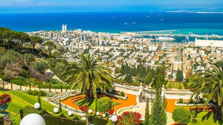 Haifa se la tercera ciudad en importancia en Israel, después de Tel Aviv y Jerusalén