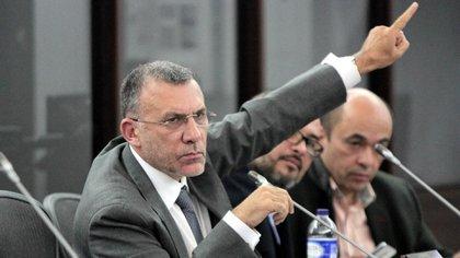 Senador de Colombia, Roy Barreras.