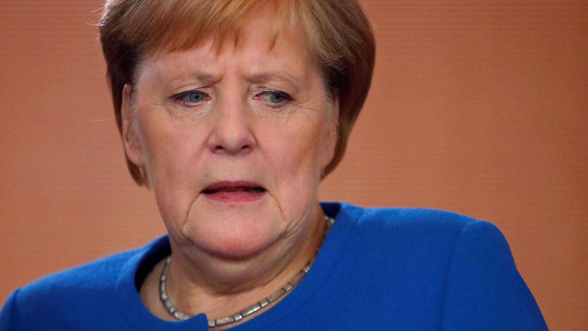 Ángela Merkel (Reuters)