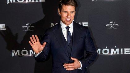Tom Cruise devolvió sus tres Globos de Oro en protesta contra la Asociación de Prensa Extranjera de Hollywood