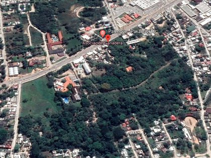 (Screenshot: Google Earth)