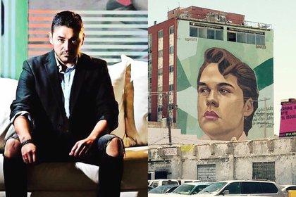 El artista juarense pide que le sea liquidado el total de sus obras, o en su defecto, la devolución de las mismas (Foto: Instagram @arturodamasco)