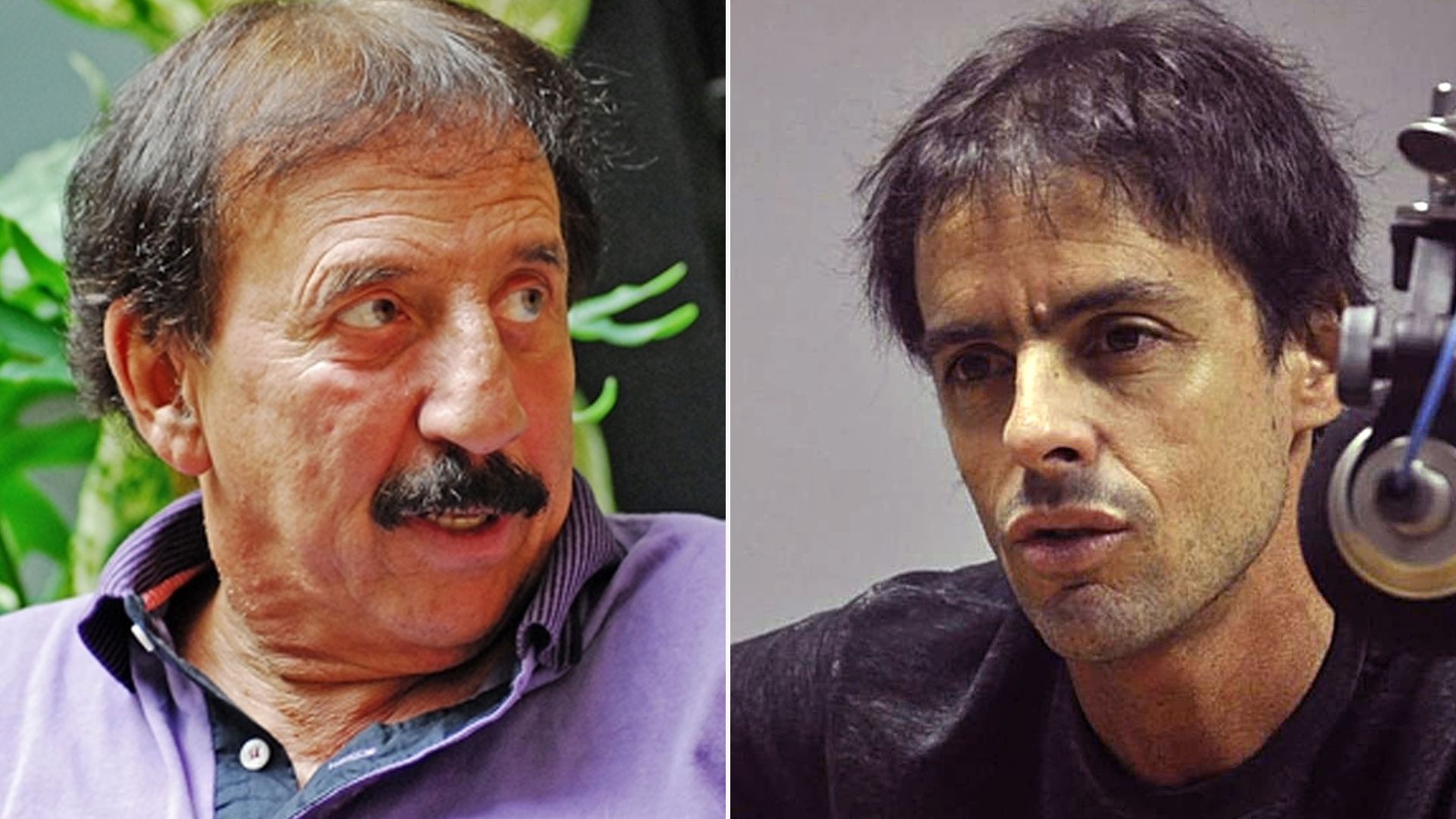 Roberto Leto y Mariano Closs