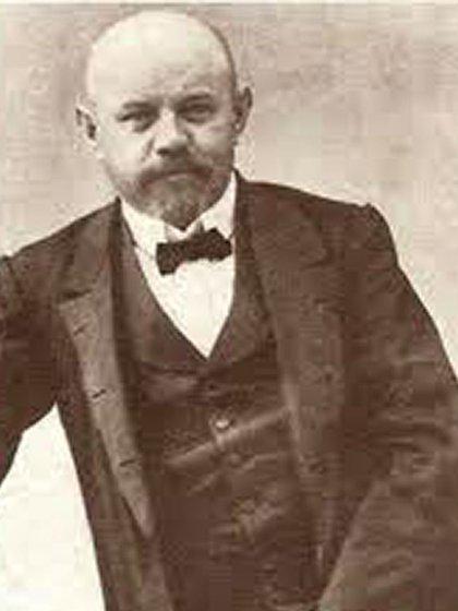 Brudolf von Sebottendorf , creador de la Sociedad Thule
