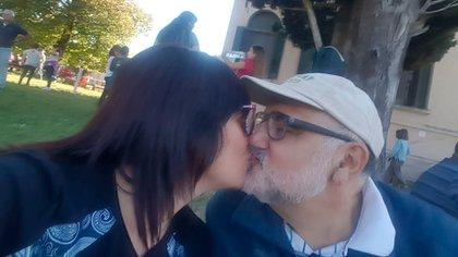 Tenían fecha de casamiento en la iglesia de Villa Devoto este 2 de agosto siguiendo los rituales de la ceremonia católica