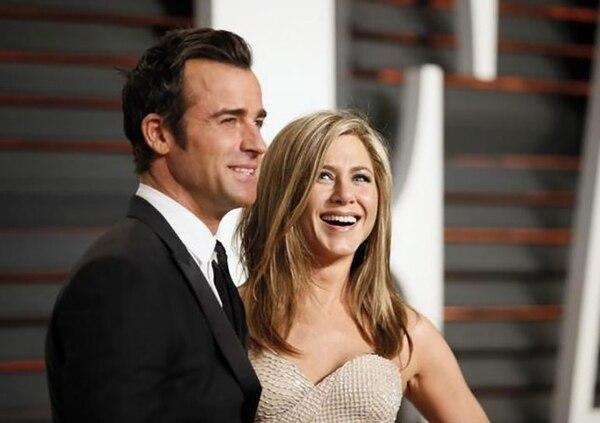 Su segundo matrimonio con Justin Theroux terminó este año