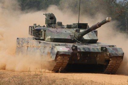 Modelo de tanque chino que Alberto Fernández desea fabricar en Argentina para vender a las Fuerzas Armadas de América Latina