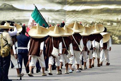 Se considera que la Constitución de 1917 marcó el fin de la Revolución Mexicana (Foto: Cortesía Presidencia)