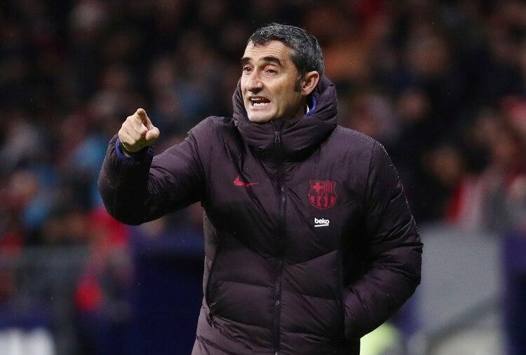 Valverde decidió darle descanso a Messi (Reuters)