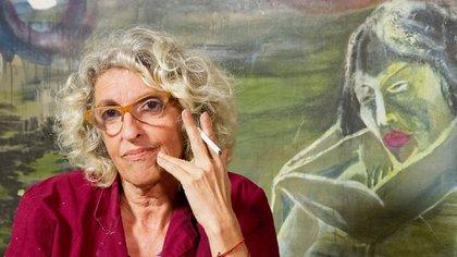 Marcia Schvartz (Margarita Solé / Ministerio de Cultura de la Nación)