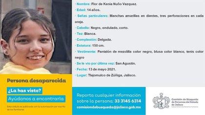 Jalisco: desaparecieron tres menores en zona de influencia del CJNG