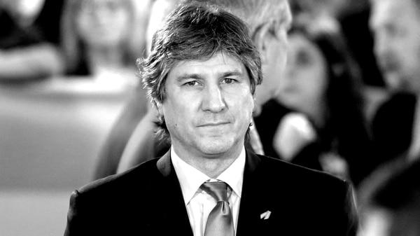 El ex vicepresidente Amado Boudou (NA)