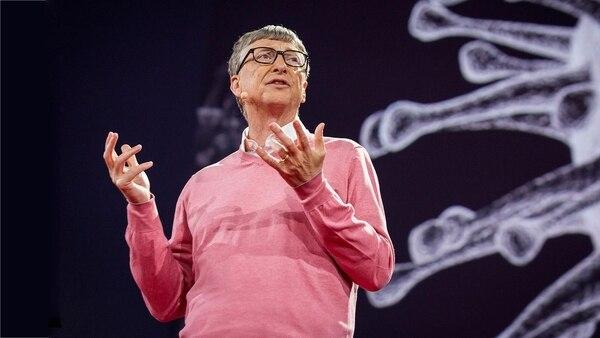 Bill Gates (61 años) tiene una fortuna calculada en 88.800 millones de dólares y se sostiene hace más de dos décadas como la persona más rica del mundo