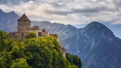Vaduz Liechtenstein (Shutterstock.com)