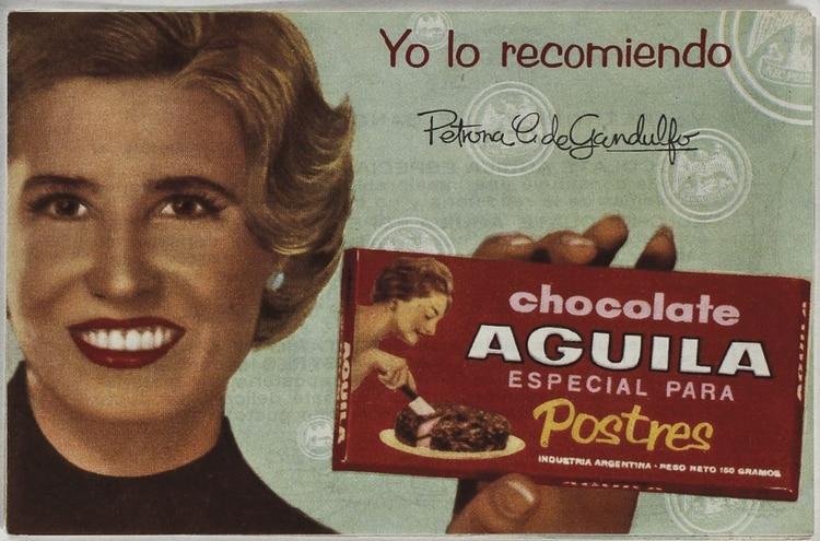 Varias marcas tuvieron la pluma de Doña Petrona al momento de hacer sus recetarios exclusivos