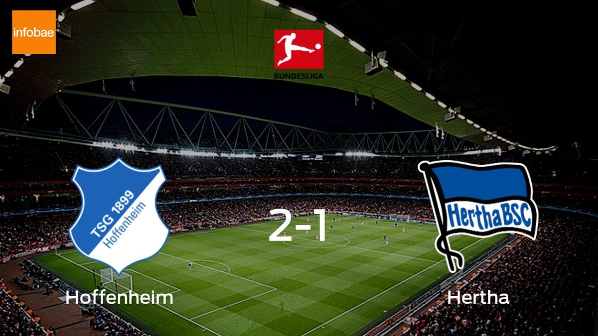 Hoffenheim Hertha Bsc