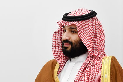En la imagen, el príncipe heredero del reino Saudí, Mohamed bin Salmán. EFE/Andy Rain/Archivo