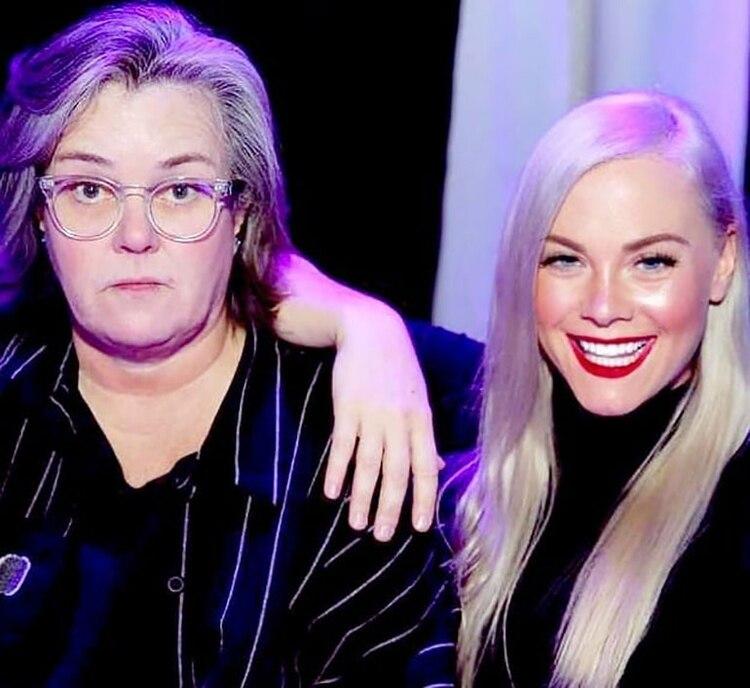 Rosie O'Donnell está comprometida con Elizabeth Rooney, de 36 años