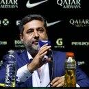 Daniel Angelici, presidente de Boca (Nicolás Aboaf)