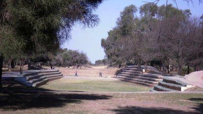 En el parque hay recorridos para ver los meteoritos y su huella: los cráteres que abrieron al impactar en la tierra (Instituto Turismo Chaco)