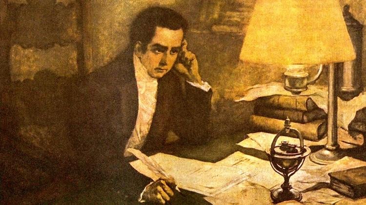 Mariano Morenocreó La Gazeta de Buenos Aires, el primer periódico del gobierno patrio