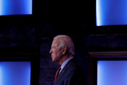 Biden ya habló como nuevo presidente: \