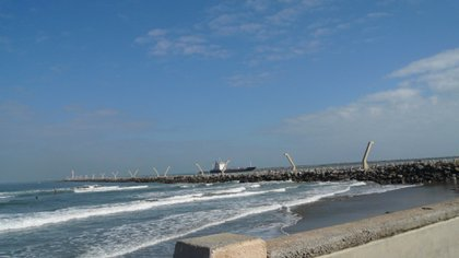 El puerto de Coatzacoalcos, Veracruz, está bajo el control del CJNG (Foto: Wiki Commons)